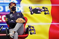 26th August 2021; Spa Francorchamps, Stavelot, Belgium: FIA F1 Grand Prix of Belgium, driver arrival day:  11 Sergio Perez MEX