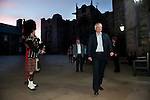 Richard Lockhead, Cabinet Minister for Fisheries and Rural affairs held a reception at Edinburgh Castle tonight for the Fish Producers association.Pic Kenny Smith, Kenny Smith Photography.6 Bluebell Grove, Kelty, Fife, KY4 0GX .Tel 07809 450119,