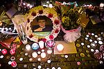 28/11/2013 Tom Ackerley vigil