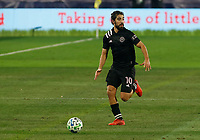 20th November 2020, Nashville, TN, USA;  Inter Miami midfielder Rodolfo Pizarro (10) during an MLS Cup Playoffs Eastern Conference Play-In game between Nashville SC and Inter Miami, November 20, 2020 at Nissan Stadium