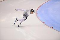 SPEEDSKATING: SALT LAKE CITY: Utah Olympic Oval, 09-03-2019, ISU World Cup Finals, 1000m Men, Nico Ihle (GER), ©Martin de Jong