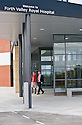 10/05/2010   Copyright  Pic : James Stewart.006_exterior_forth_valley  .::  NHS FORTH VALLEY  ::  FORTH VALLEY RORAL HOSPITAL :: FRONT ENTRANCE ::