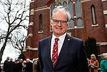 Sir Rob Fenwick, King's College Honours Tie, 7 September 2016