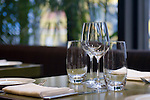 Table Setting, A Voce Restaurant, New York, New York