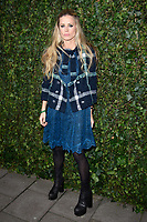 Laura Bailey<br /> arriving for the 2018 Charles Finch & CHANEL Pre-Bafta party, Mark's Club Mayfair, London<br /> <br /> <br /> ©Ash Knotek  D3380  17/02/2018