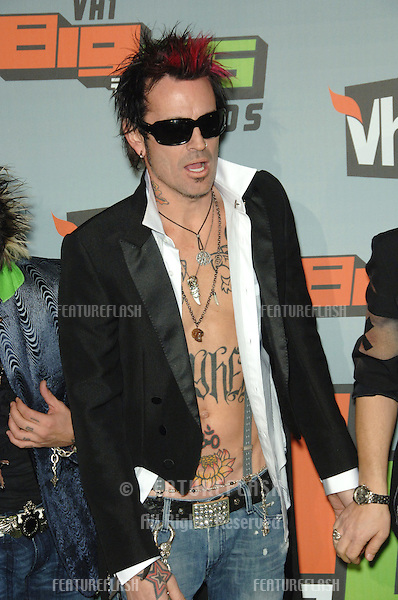 TOMMY LEE at the VH1 Big in '06 Awards at Sony Studios, Culver City..December 2, 2006  Culver City, CA.Picture: Paul Smith / Featureflash