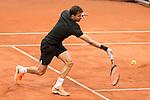 Bulgarian Grigor Dimitrov during Mutua Madrid Open Tennis 2017 at Caja Magica in Madrid, May 10, 2017. Spain.<br /> (ALTERPHOTOS/BorjaB.Hojas)