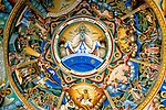 Fresco Detail, Rila Monastery<br />