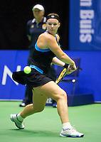 22-12-13,Netherlands, Rotterdam,  Topsportcentrum, Tennis Masters, Kiki Bertens(NED)<br /> Photo: Henk Koster