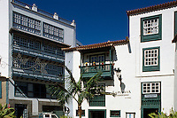 Spanien, Kanarische Inseln, La Palma,  Santa Cruz, Restaurant La Placeta