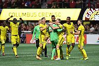 Atlanta United FC vs Columbus Crew, October 26, 2017
