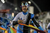 SAO PAULO, SP, 21/02/2020 - Carnaval 2020 -SP- Carnaval 2020, Desfile da Escola de Samba Academico do Tatuape pelo grupo especial, no Sambodromo do Anhembi em Sao Paulo, SP, nesta sabado (22). (Foto: Marivaldo Oliveira/Codigo 19/Codigo 19)