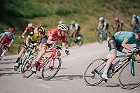 Bauke Mollema  (NED/Trek-Segafredo)<br /> <br /> Stage 5: Gstaad > Leukerbad (155km)<br /> 82nd Tour de Suisse 2018 (2.UWT)