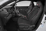 Front seat view of 2021 Toyota Yaris GR 3 Door Hatchback Front Seat  car photos