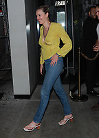 Jessica McNamee Spotted At Catch In Hollywood