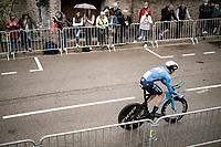 Carlos Verona (ESP/Movistar)<br /> <br /> Stage 5 (ITT): Time Trial from Changé to Laval Espace Mayenne (27.2km)<br /> 108th Tour de France 2021 (2.UWT)<br /> <br /> ©kramon