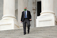 United States Senator Rob Portman (Republican of Ohio) leaves the United States Capitol in Washington D.C., U.S. on Thursday, May 21, 2020. Credit: Stefani Reynolds / CNP/AdMedia