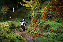 06/10/18<br /> <br /> Mark Powis, Suzuki DR.<br /> <br /> After battling hours of heavy rain, competitors slither up a hill known as the corkscrew in near Kettleshulme in the Cheshire Peak District National Park. Hundreds of other cars and motorcycles took part in today's Edinburgh Trial. The Motorcyling Club's 94th annual long distance navigation trial started near Tamworth at midnight and finishes this afternoon near Buxton. The original trial ran from London to Edinburgh.<br /> <br /> All Rights Reserved: F Stop Press Ltd. +44(0)1335 344240  www.fstoppress.com www.rkpphotography.co.uk