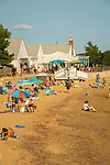 Surf Club Park, Madison, CT. Labor Day activity.