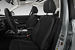 Front seat view of 2018 BMW 3-Series 320i 4 Door Sedan Front Seat  car photos