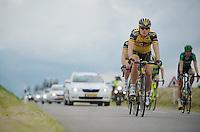 Gerald Ciolek (DEU)<br /> <br /> 2013 Tour of Luxemburg<br /> stage 1: Luxembourg - Hautcharage (184km)