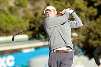 SAN ANTONIO, TX - MARCH 2, 2021: The University of Texas at San Antonio Roadrunners compete during Day 2 of the Cabo Collegiate Men's Golf Tournament at the TPC San Antonio Oaks Course (Photo by Jeff Huehn).