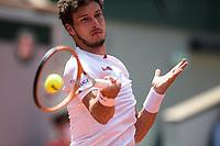 6th June 2021; Roland Garros, Paris France; French Open tennis championships day 8;  Pablo Carreno Busta ( ESP )