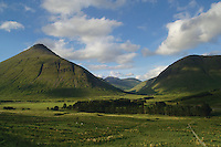 Beinn Dorain and Auch Gleann, Tyndrum, Argyll & Bute<br /> <br /> Copyright www.scottishhorizons.co.uk/Keith Fergus 2011 All Rights Reserved