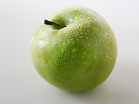Fresh Granny Smith's Apple