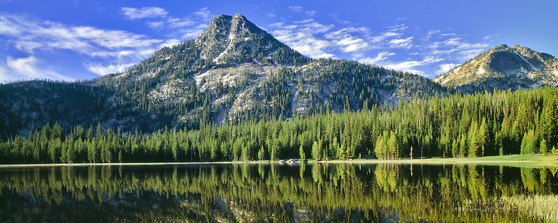 Reflection in Anthony Lakes, Oregon