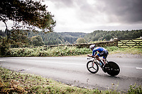Khaled Alkhalaifah (KUW)<br /> Elite Men Individual Time Trial<br /> from Northhallerton to Harrogate (54km)<br /> <br /> 2019 Road World Championships Yorkshire (GBR)<br /> <br /> ©kramon