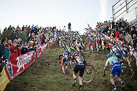 CX Superprestige Francorchamps 2014
