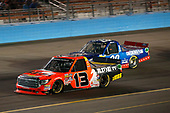 NASCAR Camping World Truck Series <br /> Lucas Oil 150<br /> Phoenix Raceway, Avondale, AZ USA<br /> Friday 10 November 2017<br /> Cody Coughlin, Ride TV/ Jegs Toyota Tundra<br /> World Copyright: Matthew T. Thacker<br /> LAT Images