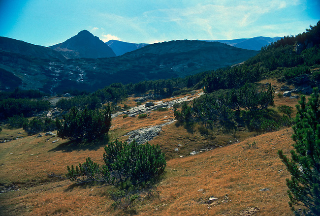 Hiking to Seven Lakes, Rila Mountains