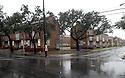 The Lafitte Housing Development remains shuttered in New Orleans, Thurs., Dec. 21, 2006.<br />(Cheryl Gerber for New York Times)