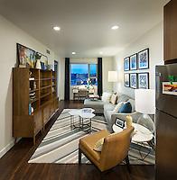 Open Studio - Filmore Place interiors