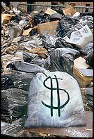 rifiuti, ecomafie, businnes dei rifiuti