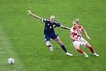 23.06.2021 Croatia v Scotland follow ups: Lyndon Dykes and Domagoj Vida