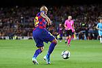 UEFA Champions League 2019/2020.<br /> Matchday 4.<br /> FC Barcelona vs SK Slavia Praha: 0-0.<br /> Arturo Vidal.