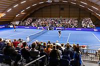 Alphen aan den Rijn, Netherlands, December 16, 2018, Tennispark Nieuwe Sloot, Ned. Loterij NK Tennis, Final men: overall vieuw<br /> Photo: Tennisimages/Henk Koster