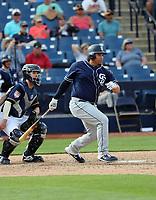 Josh Naylor - San Diego Padres 2019 spring training (Bill Mitchell)