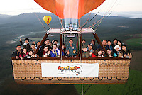 20120621 June 21 Hot Air Balloon Cairns