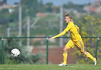 Belgium - Ukraine : Iuliia Korniievets<br /> foto DAVID CATRY / Nikonpro.be