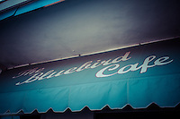 The Bluebird Caffe
