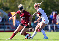 Georgia Bulldogs vs Arkansas Razorback Women's Soccer -   Arkansas Haley VanFossen (99)<br />