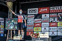 Podium:<br /> <br /> 2nd place finisher Gerben Thijssen (BEL/Lotto-Soudal)<br /> <br /> Heistse Pijl 2020<br /> One Day Race: Heist-op-den-Berg > Heist-op-den-Berg 190km  (UCI 1.1)<br /> ©kramon