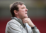 St Johnstone v Sunderland…15.07.17… McDiarmid Park… Pre-Season Friendly<br />Saints boss Tommy Wright<br />Picture by Graeme Hart.<br />Copyright Perthshire Picture Agency<br />Tel: 01738 623350  Mobile: 07990 594431