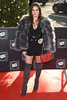 Courtney Green<br /> arriving for the TRIC Christmas Party, Grosvenor House Hotel, London.<br /> <br /> <br /> ©Ash Knotek  D3362  12/12/2017
