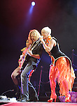 Pink performs live during her Funhouse Tour held at The Staples Center in Los Angeles, California on September 18,2009                                                                   Copyright 2009 DVS / RockinExposures