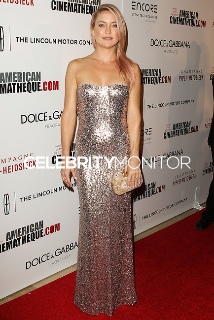 BEVERLY HILLS, CA, USA - OCTOBER 21: Kate Hudson arrives at the 28th American Cinematheque Award Honoring Matthew McConaughey held at The Beverly Hilton Hotel on October 21, 2014 in Beverly Hills, California, United States. (Photo by Celebrity Monitor)